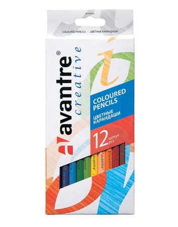 Купить Avantre Creative Цветные карандаши, 12 штук