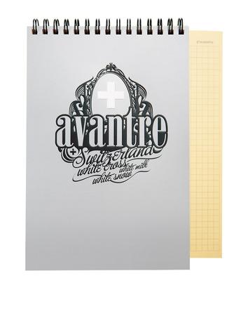 Купить Avantre Блокнот Royal Black, А5