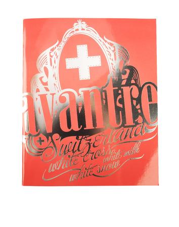 Купить Avantre Тетрадь A5, White cross logo, 48 листов
