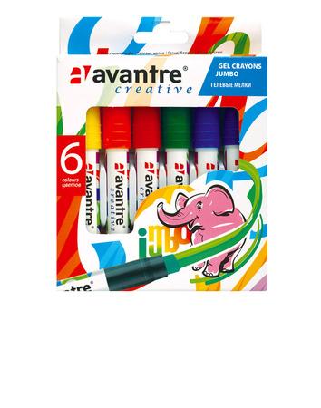 Купить Avantre Creative Гелевые мелки, 6 цветов