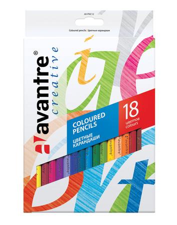 Купить Avantre Creative Цветные карандаши, 18 цветов
