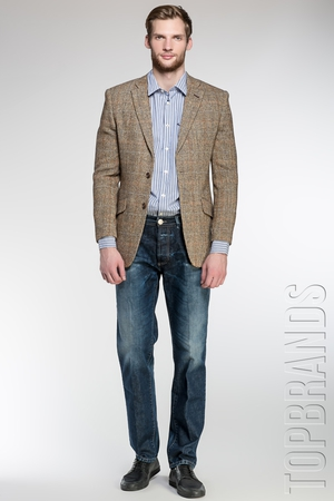 Купить Пиджак HARRIS TWEED Hamish