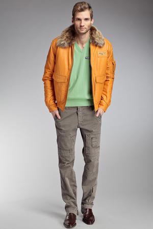 Купить Куртка JOHN DOUGLAS 001W06 lamb